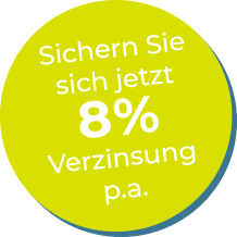 neoFIN 8% Verzinsung Button